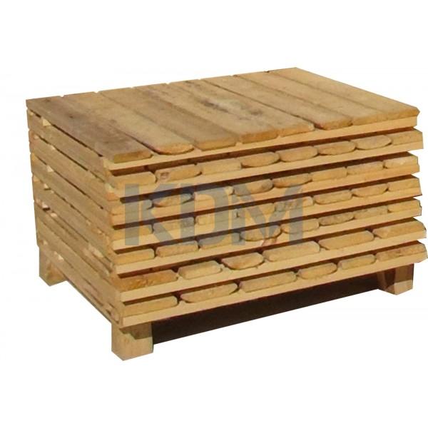 Настил деревянный 1,23*0,45 (25 мм.) фото товара