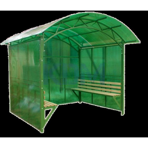 Автобусный павильон А-77 фото товара